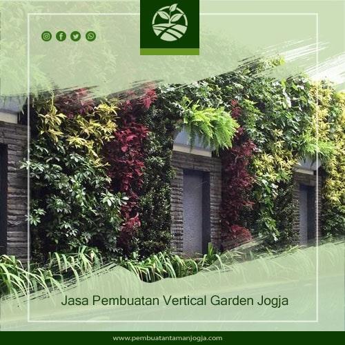 Jasa Pembuatan Vertical Garden Jogja - indo asri-min