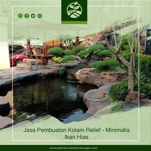 jasa pembuatan kolam ikan jogja - indo asri-min