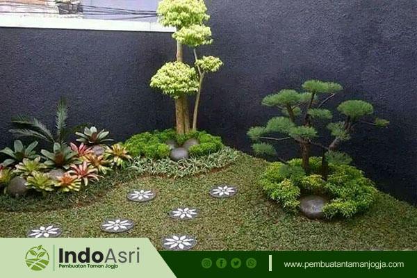 Indo asri menyediakan layanan pembuatan taman untuk hunian Anda