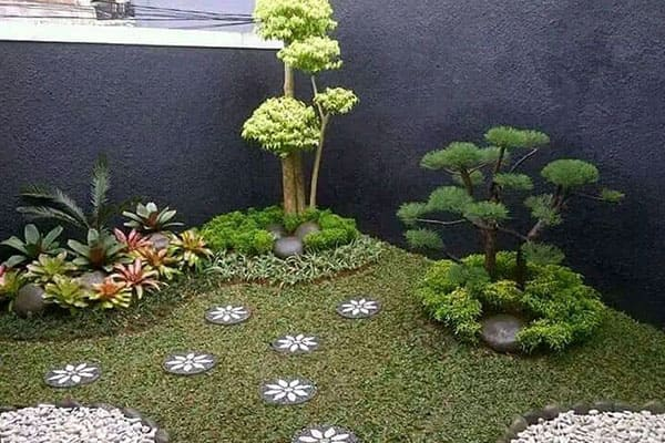 pembuatan taman jogja-taman rumah (1)