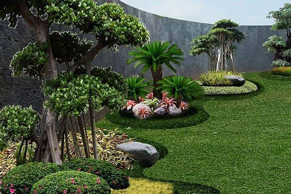 pembuatan taman jogja-taman rumah (2)